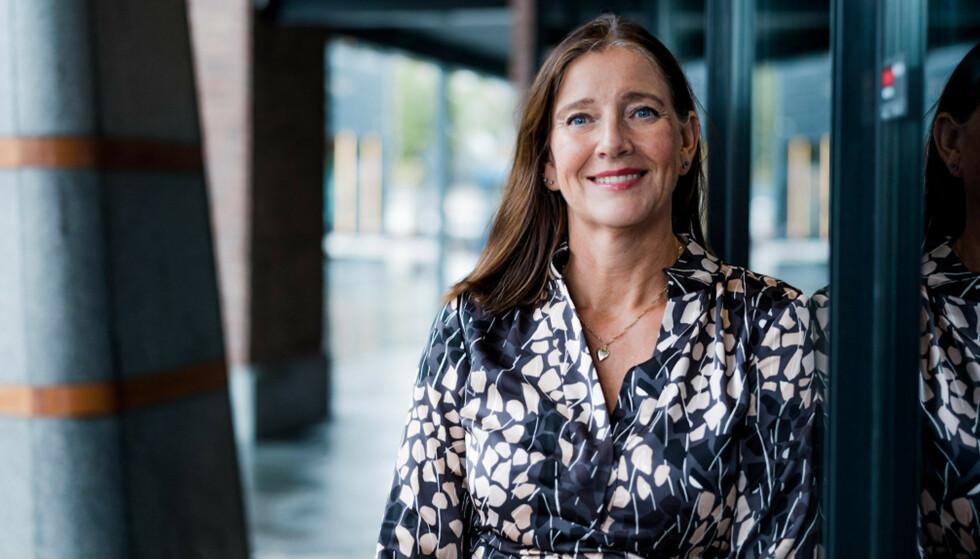 SMART LØSNING: Det er ikke vanskelig og tidkrevende å finne en løsning på bedriftens utleggshåndtering, sier Beate Svendsen hos Eurocard.