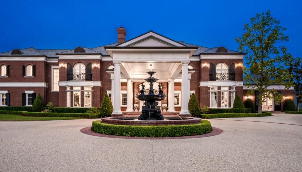 STORT: Boarealet er til sammen på over 1200 kvadratmeter. Foto: Jeremy Blair / The Luxury Level