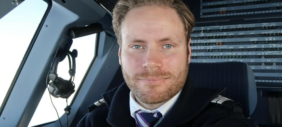 Norsk Wizz Air-pilot om kritikk: - Tull!