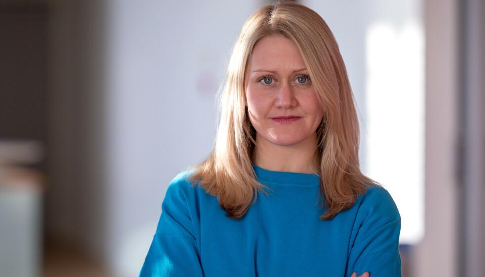 STRYK: - Regjeringens planer for reiselivet står til stryk, sier Astrid Bergmål, leder for Virke Reiseliv.