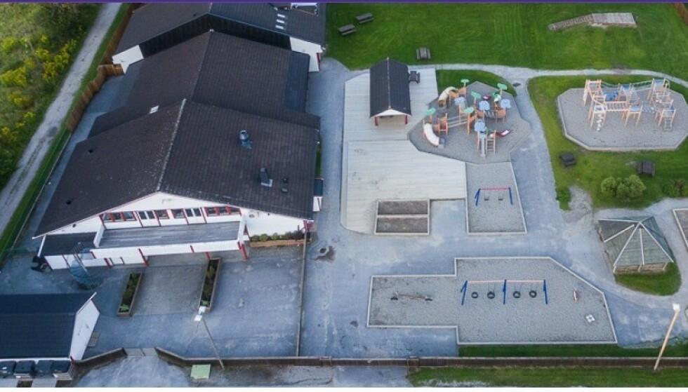 KJØPTE FERIELEILIGHET: Denne barnehagen i Sarpsborg får skarp kritikk fra kommunen, etter blant annet å ha kjøpt en ferieleilighet i Tyrkia som nå er solgt. Foto: Skogro Barnehages hjemmeside.