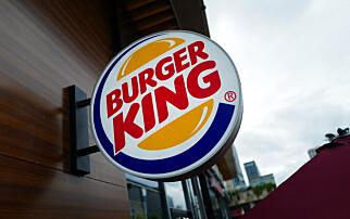 Burger King: - Bestill fra McDonald's