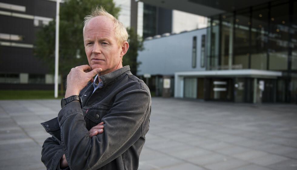 REFSER EQUINOR: Lars Haltbrekken (SV), som sitter i Stortingets energi- og miljøkomité. Foto: Carina Johansen