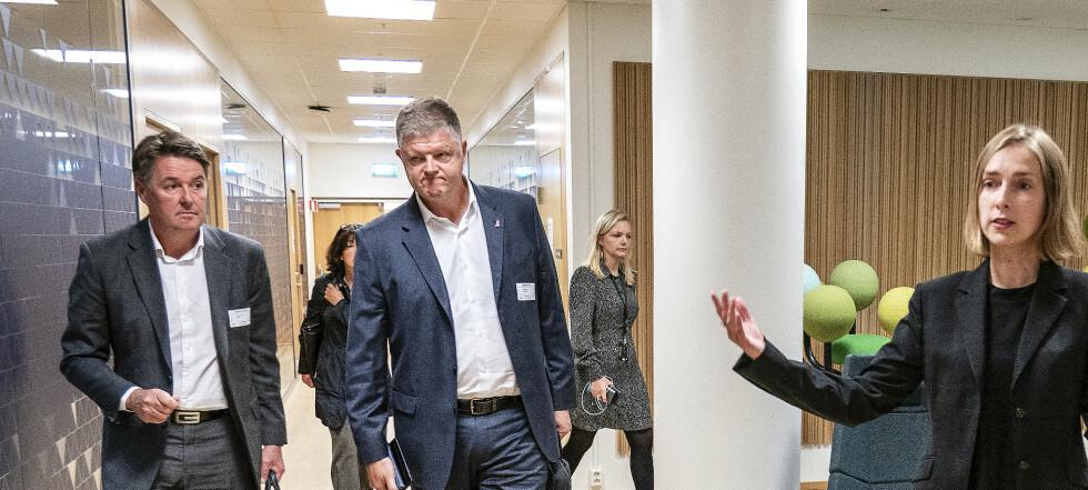 Norwegian kan ikke utelukke konkurs