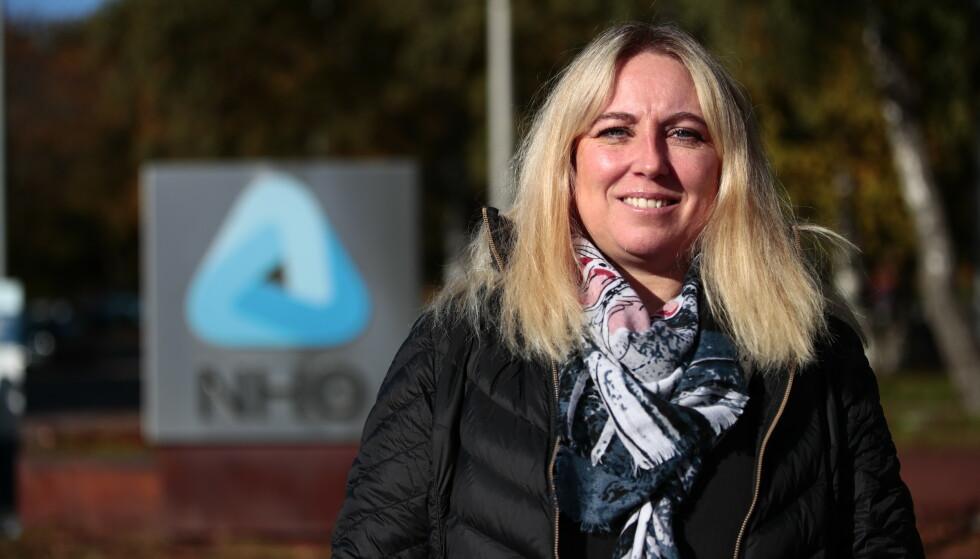 BER OM MØTE: Parat-leder Unn Kristin Olsen vil snakke med regjeringen om avslaget til Norwegian. Foto: Jil Yngland / NTB