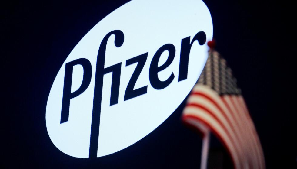 GIGANT: Legemiddelgiganten Pfizer og tyske BioNtech står bak utviklingen. Foto: REUTERS/Brendan McDermid