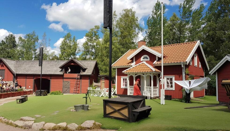 MOT STUPET: Astrid Lindgrens Värld i Vimmerby ble grunnlagt i 1981. 40 år etter åpninga, risikerer parken å stenge for godt. Foto: Lars Martin Gimse