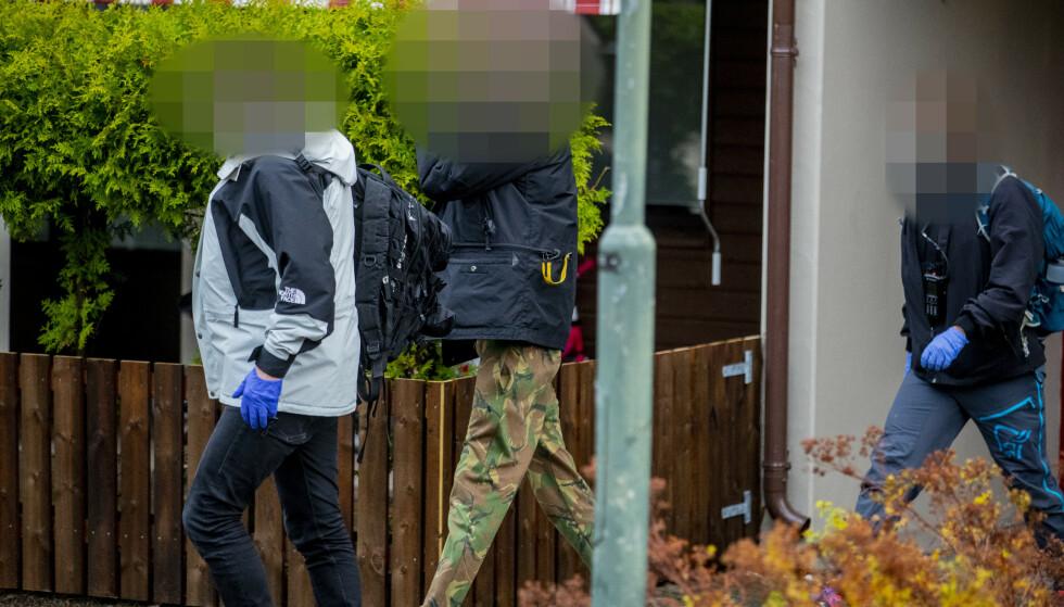 SIKTET: En 42 år gammel bilvaskgründer ble pågrepet og arrestert av Økokrim for to uker siden, mistenkt for bedrageri av Corona-støtte. Foto: Bjørn Langsem / Dagbladet