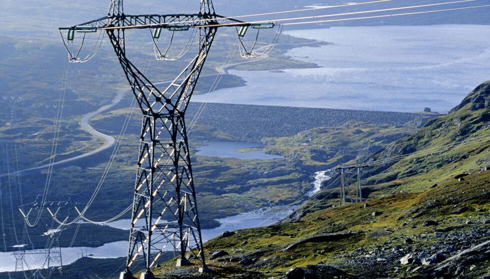 DYR STRØM: Strømprisen i Sør-Norge var torsdag på sitt høyeste hittil i år. Foto: Oddmund Lunde