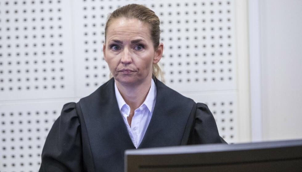 ALVORLIG: Førstestatsadvokat Marianne Bender beskriver saken som «svært alvorlig». Foto: Ole Berg-Rusten / NTB
