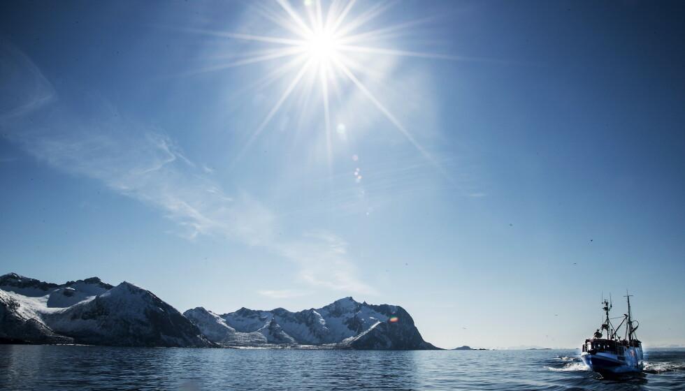 STILLE: Norges Fiskarlag kalte en sak om seksuell trakassering personalsak, inngikk en hemmelig avtale og la saken død. Foto: Hans Arne Vedlog / Dagbladet