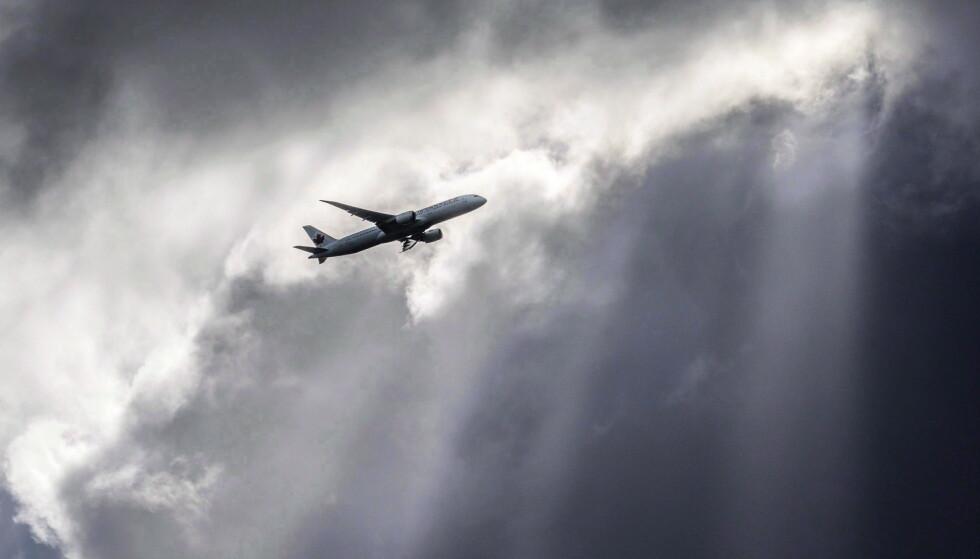 ALARM: Flybransjen sliter, og må ha mer krisehjelp. Foto: THE CANADIAN PRESS / AP-Frank Rumpenhorst / NTB