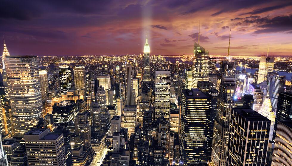 WALL STREET SKJELVER: Wall Street startet uka med rekorder, og endte den med bekymring. Foto: NTB
