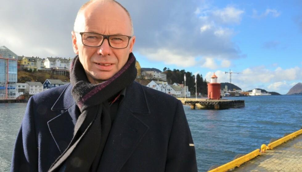 INGEN KOMMENTAR: Norges Fiskarlags leder Kjell Ingebrigtsen. Foto: Norges Fiskarlag