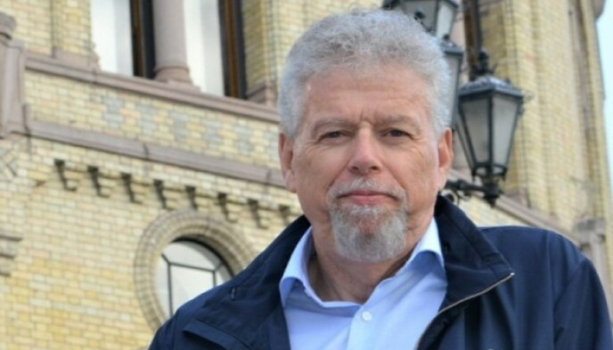 BLE VARSLET: Norges Fiskarlags generalsekretær Otto Gregussen. Foto: Norges Fiskarlag