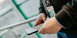 Image: Mobilløsningen fjerner manuelle og tidkrevende rutiner