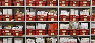 Smitte kan påvirke Postens pakkelevering før jul