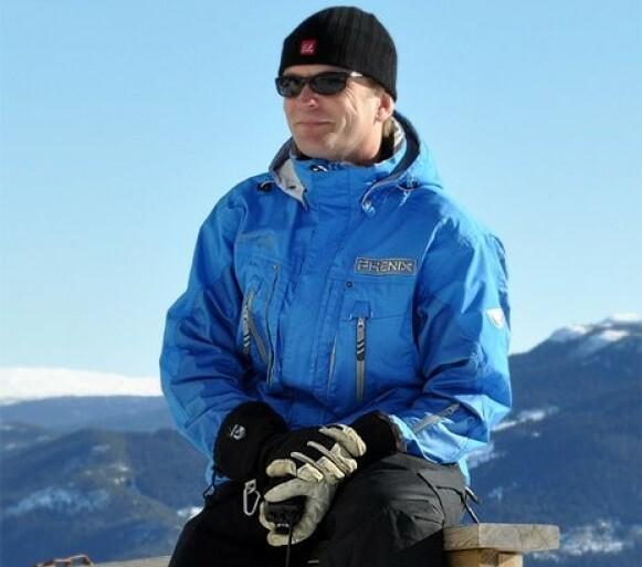 KREVENDE: Alpinco er et robust selskap som har rygg til en tøff sesong, ifølge daglig leder Odd Stensrud. Han legger likevel ikke skjul på at situasjonen er krevende. Foto: Privat
