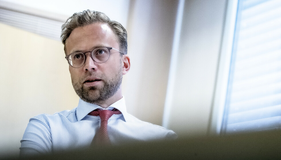 BOM: Mesterkokk Bent Stiansen mener at kommunalminister Nikolai Astrup (H) ikke har skjønt så mye. Foto: Bjørn Langsem