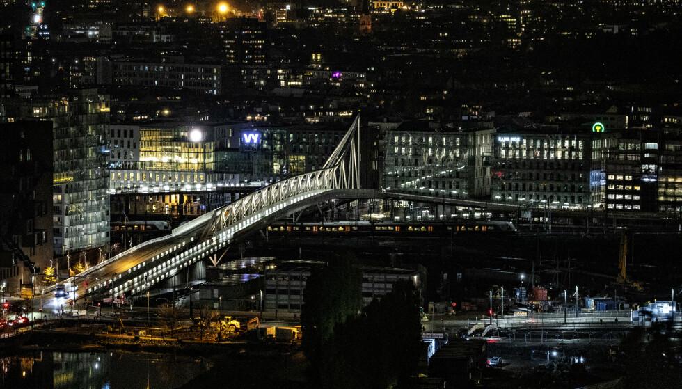 HØYERE GJELD: Oslo er nedstengt og bedrifter får stadig mindre handlingsrom. Derfor kan de ikke lenger være tilbakeholdne med å kreve inn gjeld. Foto: Nina Hansen / Dagbladet