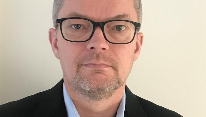 ØKER: Det er stadig flere som krever inn inkassogjeld, forteller Geir Grindland i InkassoPartner.