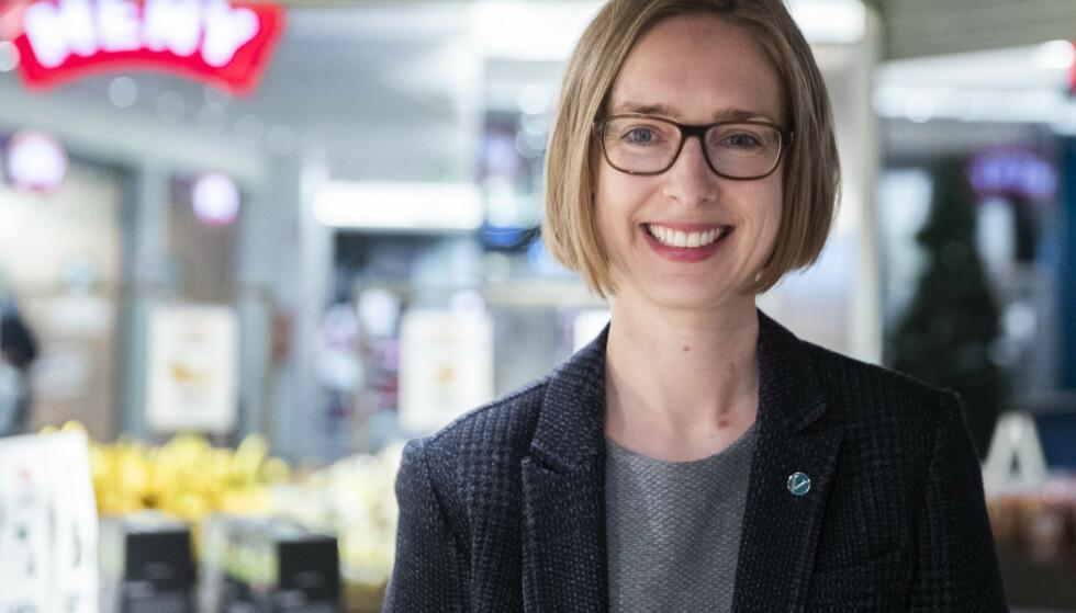 FORSVARER: Næringsminister Iselin Nybø mener regjeringen har laget gode kompensjonsordninger. Foto: Berit Roald / NTB