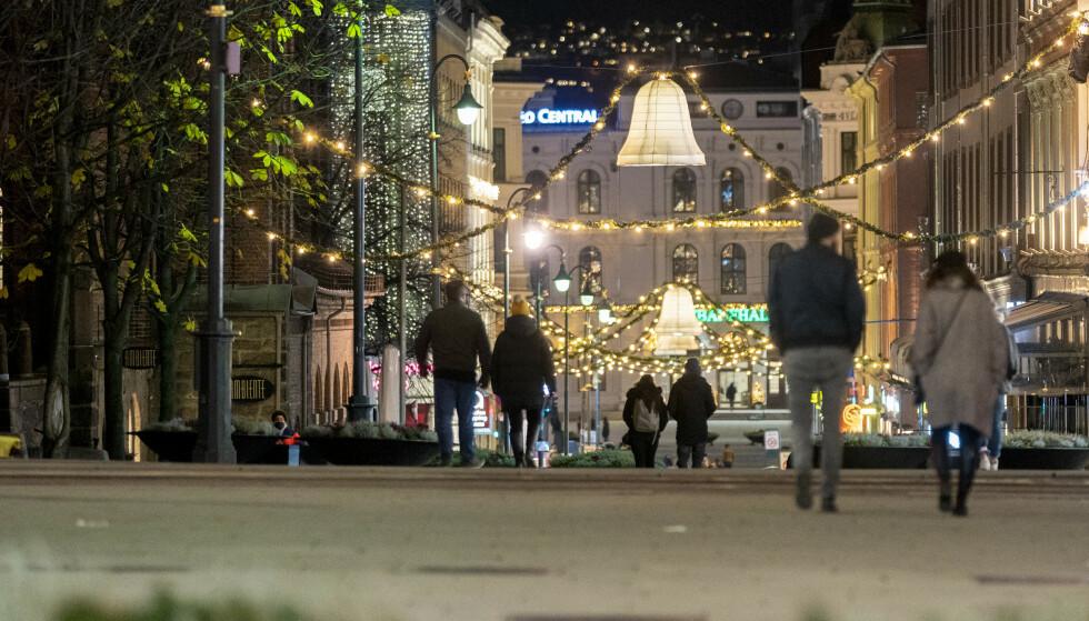 ROS: Norge får coronaros av OECD, som mener vi står godt rustet mot usikkerheten som møter verden i tiden framover. Foto: Fredrik Hagen / NTB