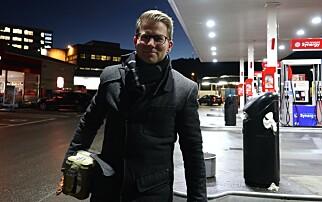 Øl på bensinstasjon: - Utdatert