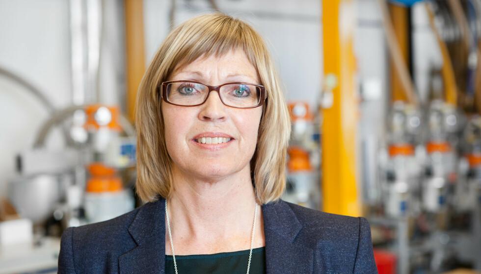 ADM. DIR: Wenche Wikan Ligård er eneste kvinne inne på topp ti-lista over høyest inntekt i 2019. Foto: Os ID