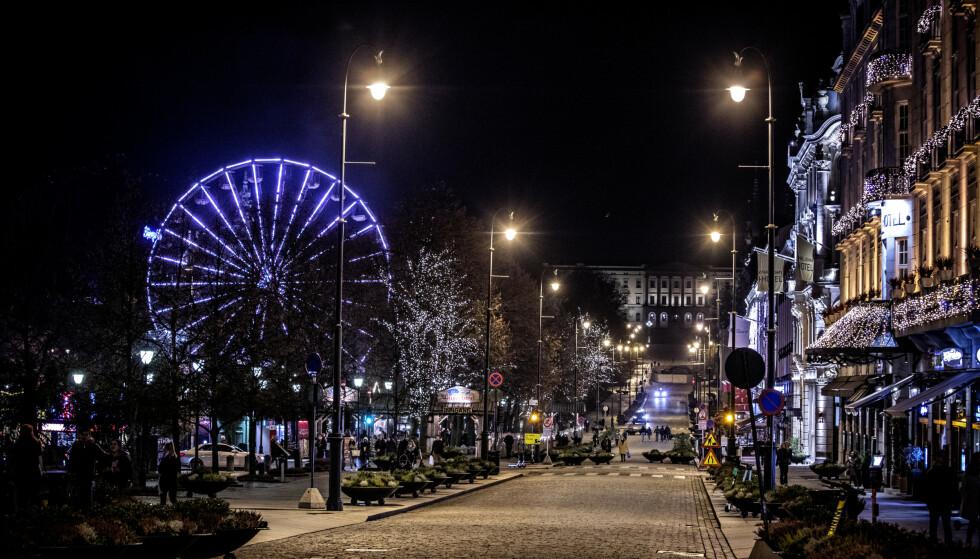 JULETRØBBEL: Aktørene i serveringsbransjen er bekymret for at flere bedrifter vil slite med å betale ut julelønna. Foto: Nina Hansen / Dagbladet