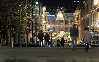Nødrop fra Oslo sentrum: - Det har gått til helvete