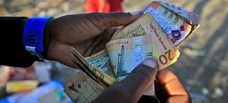 Corona-viruset hjelper afrikanske økonomier
