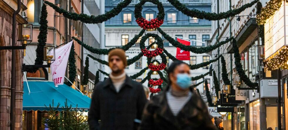 Europa stenger ned til jul