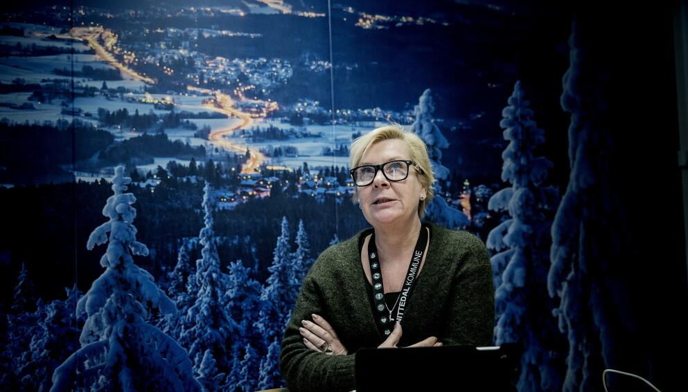 TILTALT: Nittedals ordfører Hilde Thorkildsen (Ap) er tiltalt for grov korrupsjon av Økokrim i forbindelse med et byggeprosjekt i Hakadal. Foto: Bjørn Langsem / Dagbladet