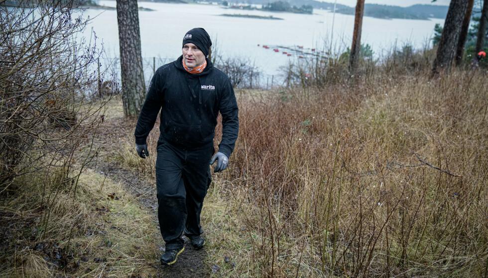 FOREBYGGER: Stig Morten Seierstad jobber på Marita Stiftelsen og vier tiden sin til å hjelpe unge mennesker ut av en kriminell løpebane, men har en fortid som kriminell. Foto: Øistein Norum Monsen/Dagbladet