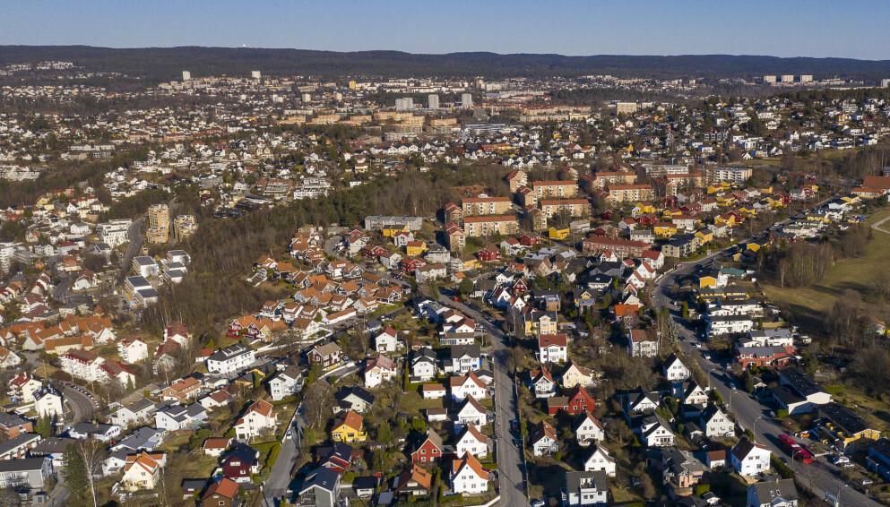 FORTSATT VEKST: Selv uten prisøkning neste år, vil gjennomsnittlig boligpris i 2021 ligge 4,4 prosent over 2020-nivå. Foto: Lars Eivind Bones