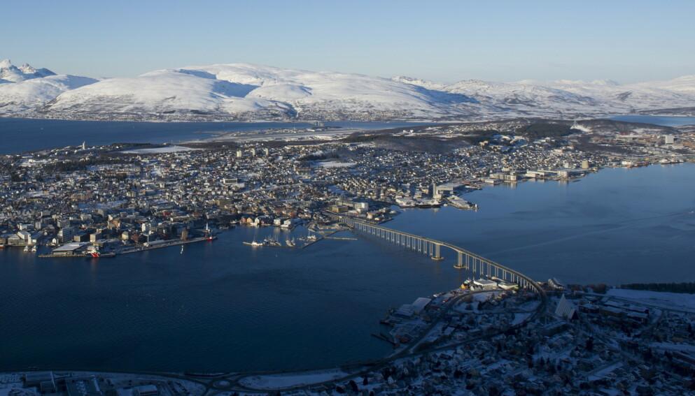 2020: Vinterturismen i nord har vanligvis rakettfart på denne tida av året, men coronaen setter en stopper for det i år og neste år. Foto: Anita Arntzen / Dagbladet