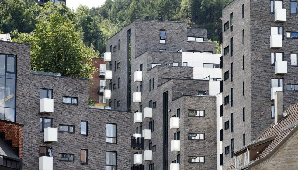 REKORDRENTER: Rekordlave renter vil driive boligprisene videre også neste år, ifølge bransjeforeningen Eiendom Norge. Foto: Gorm Kallestad / NTB