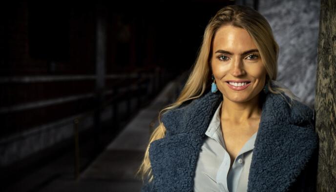 SPENT PÅ 2021: Isabelle Ringnes beskriver 2020 som det mest og minst begivenhetsrike året noensinne. Foto: Hans Arne Vedlog / Dagbladet