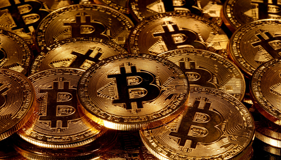 PRISREKORD: Bitcoins verdi har skutt i været den siste tida, men intet tre vokser inn i himmelen, advarer eksperter. Foto: REUTERS / Dado Ruvic / NTB