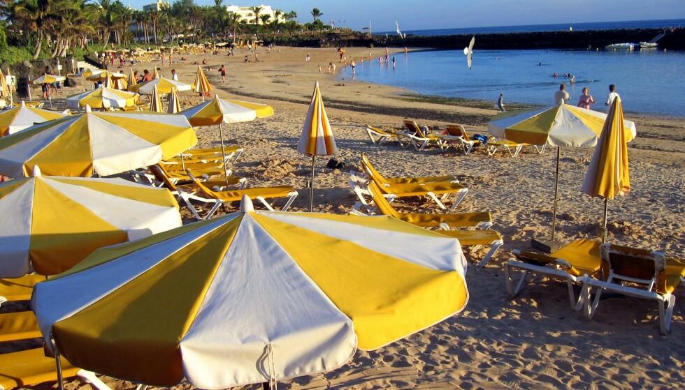 SYDENDRØM: Halvparten av oss planlegger ferie Spania, Hellas, Sverige eller Danmark - dersom det åpnes for det. Foto: Lise Åserud, NTB