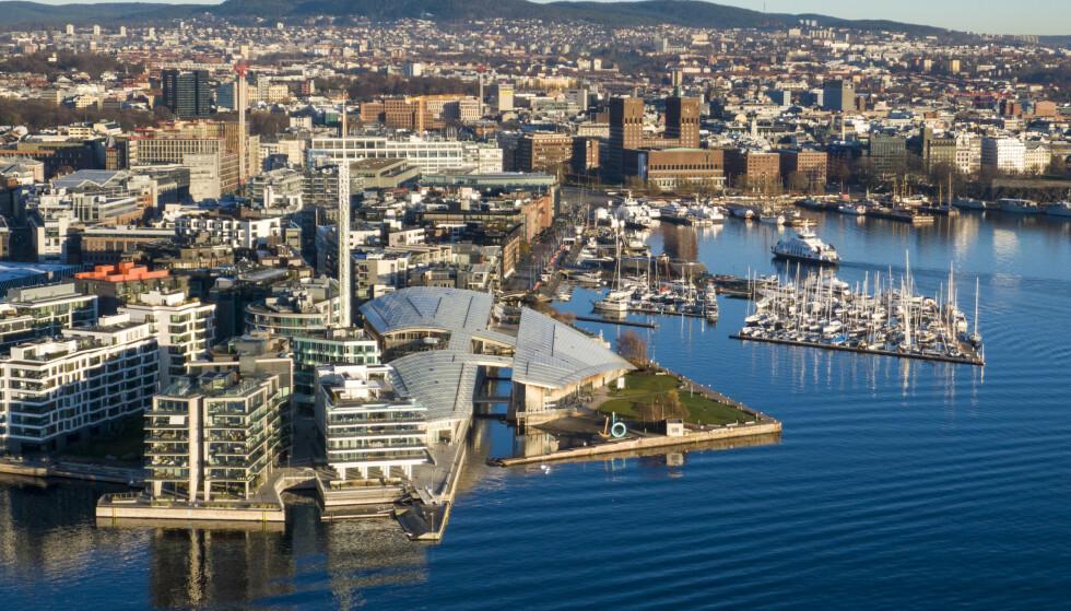PRISVEKST: Den voldsomme boligprisveksten i Oslo bekymrer Eiendom Norge. Foto: Heiko Junge / NTB