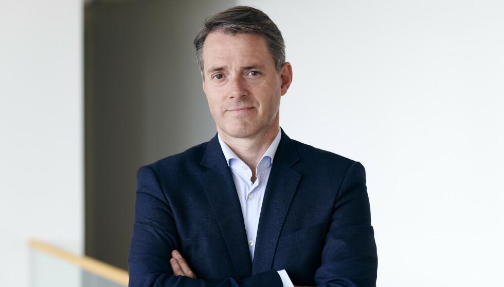 BEKYMRET: Administrerende direktør i Virke, Ivar Horneland Kristensen.