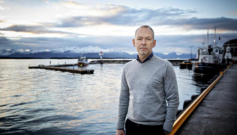 FATTET MISTANKE: Bostyrer Øyvind Hasselø Meisingset. Foto: Nina Hansen.
