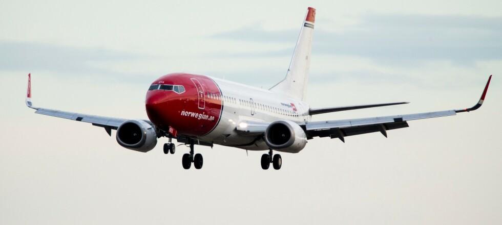 Norwegian dropper langdistanseruter