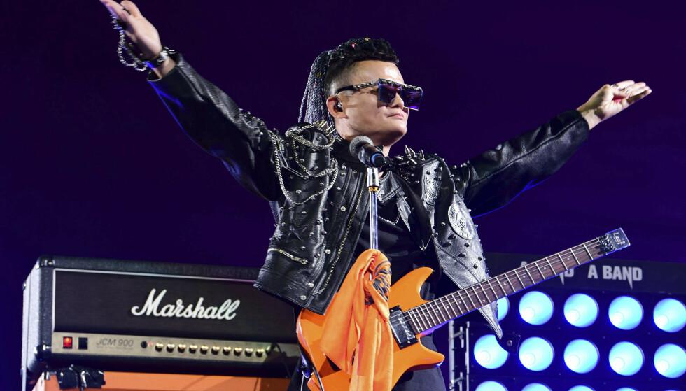 FORBIGÅTT: Alibaba-grunnlegger Jack Ma (bildet) er forbigått på lista over Kinas rikeste personer. Foto: Chinatopix / AP / NTB