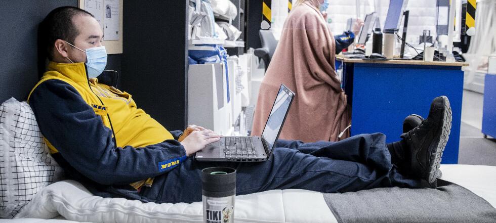 IKEAs krafttak:- Veldig annerledes