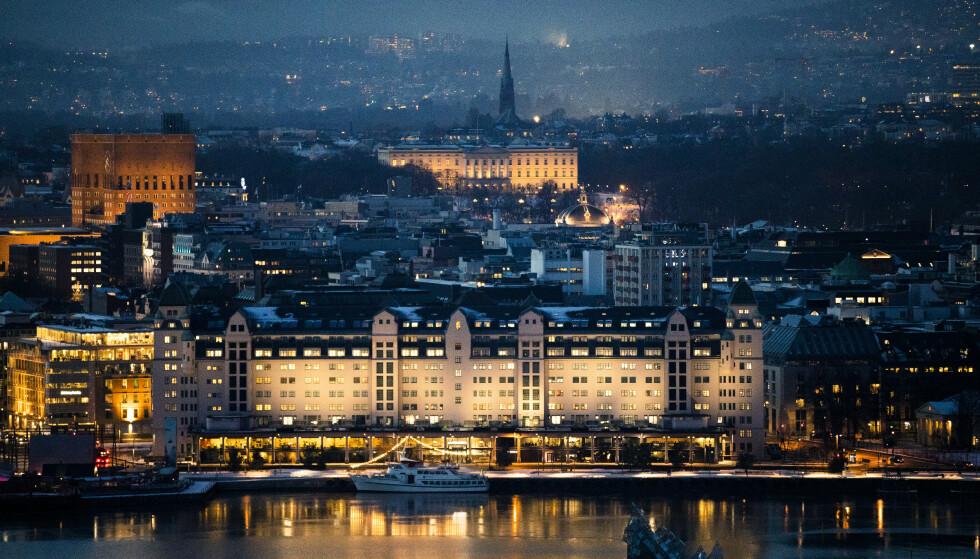 STRENGT: Oslo er blant kommunene som har innført strenge regler for å slå ned smitten av nye mutasjoner av coronaviruset. Foto: Berit Roald / NTB