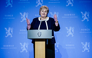 Norges exit-strategi