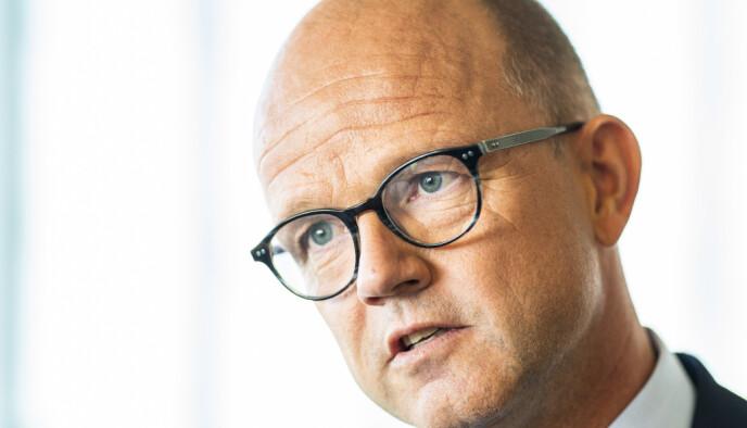 HASTER: Norske bedrifter roper etter å få hente arbeidskraft fra utlandet. Foto: Håkon Mosvold Larsen / NTB